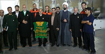 شرکة یزدلولة مضیفة لخدام الإمام الرضا علیه السلام